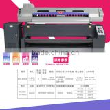 Banner direct printing printer with two EPSON 5113 printing head with high quality sublimation ink