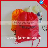 Wholesale fabric draw string bag