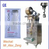 Automatic Detergent Powder Filling Packing Machine with 4 Sides Sealing Bag