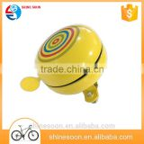60mm Colorful bicycle bell,Bicycle Handlebar Steel Ring Bell,Can be custom bicyle steel bell