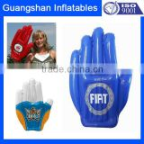Giant promotion cheering inflatable hand
