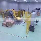 YK-ZX04 Full-Automatic Bag Case Packer&Cartoning Machine&Robot Palletizer and Wrapper
