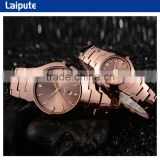 2015 New Arrival Tungsten Steel Couple Watch