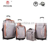 laptop bag SPORT STYLE 3 PCS A SET POLYESTER MATERIAL TROLLEY LUGGAGES WITH BACKPACK