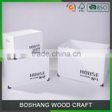 Buying Wholesale From China of High Quality Wooden Jewelry Box Custom