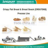 """Puffed Biscuit Market"" Flat Bread Machine/Flat Bread Making Machine/Flat Bread Production Line                                                                         Quality Choice"
