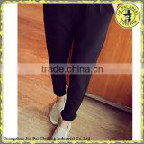 Black Chiffon Ladies Chino Trouser And Pants                                                                         Quality Choice