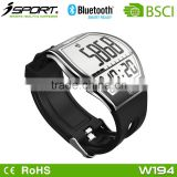 Wireless Charging E-ink Paper Display Bluetooth Wristband Activity Tracker