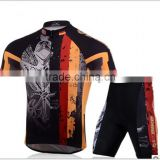 2015 Newest style bicycle jersey and Black bib shorts assos cycling wear