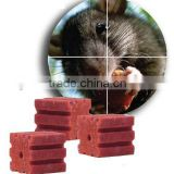 China professional factory Broditop Wax Blocks press machine / Wax Block - 0.005% Brodifacoum