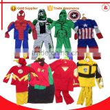 halloween superhero spiderman kids carnival cosplay fancy dress costumes for children                                                                         Quality Choice                                                     Most Popular