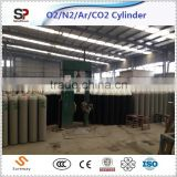 High Pressure Empty O2/N2/Ar/CO2 Filling Cylinder                                                                         Quality Choice