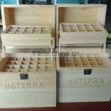 Cheap wooden essential oil box essential oil packaging boxes essential oil storage box                                                                                                         Supplier's Choice