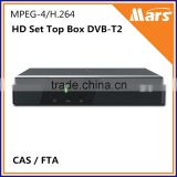 MPEG-4 H.264 Mstar digital terrestrial HD DVB-T2 receiver