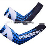 Lycra Compression Sleeve Arm Custom Sports UV Protective Arm Sleeve for Motorcycle Cycling