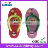 OEM plastic slipper usb