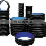 Inquiry About PE double wall corrugated pipe
