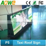 electronic signs for bus ,bus led destination board led screen display