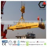 20'40'45' Automatic Telescopic Container Spreader mobile harbour crane spreader Container Lifting Spreader                                                                         Quality Choice
