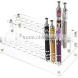 Custom acrylic display stand for e-cigarette or pens