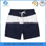 Wholesale Sports Shorts Gym Shorts for Men in China Washing Striped Surf Swimwear