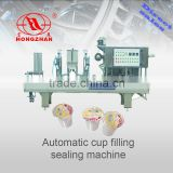 automatic paste liquid cup packing system