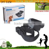 Bark Control Dog Spray Collar with Rechargeable Battery