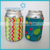 Personality patterns neoprene bottle\can\beer holder