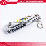 Wholesale new products toe nail cutter,gold plated nail clippers