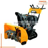 High Quality Gasoline Electric Start Snow Thrower 930MT 265CC Rubber Track Wheels Snow Blower
