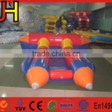 Customized Cheap 4 Person Flying Fish Boat Inflatable