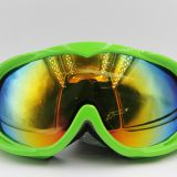 CE SGS Certified BSCI factory manufacturer coated ski goggles
