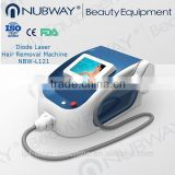 Pain-Free Dubai Beautyworld Famous L121 Ipl 1-800ms Diode Laser Hair Removal Machine Price