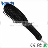Hottest Electric Hair Straightening Brush With Beautiful Star Hair Straightener Comb