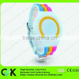 new products RFID TK4100/EM4100 Silicone Wristband/Bracelet of China prnting manufacturer