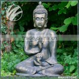 High quality handmade bronze outdoor large buddha statues for sale