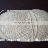 Hemp organic cotton Yarns