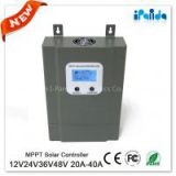 China Cheap Price LCD LED Display Solar Street Light Charge Controller 20A Solar System Controller