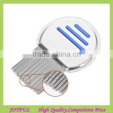 Free Terminator Stainless Steel Lice Comb, Head Hair Metal Nit Lice Comb
