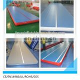 kids inflatable air track for gym/inflatable air track for sale/tumble track inflatable air mat for gymnastics