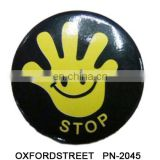 tin button badge PN-2045