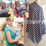 70*170cm jersey high quality maternity breastfeeding cover scarf