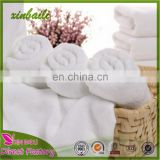 Customized 100% Cotton Disposable Airline Hot Towels