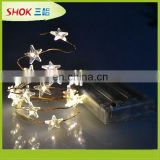Hot Selling Festival Celebration christmas battery string light