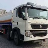 SINOTRUK HOWO oil tanker truk for sale whatsapp+8618953179828