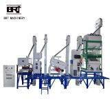 High quality 20-30t/d rice milling machine rice mill plant