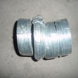 Precision Wire Products Hot Dip Electro Galvanized Iron