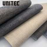Cationic Polyester Blackout Fabric China supplier good price blackout polyester roller blinds fabric