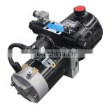 Hot Sell Double Acting Mini Hydraulic Pump 220 v Power Pack Unit