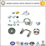 OEM top quality galvanized steel garage door part professional metal stamping manufacturing